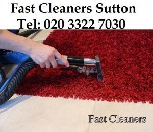 Carpet Cleaning Service Sutton